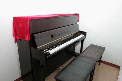 衡水职教中心幼师钢琴房