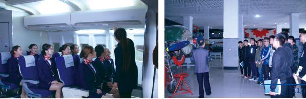 石家庄工程职业学院首都机场就业订单班2018年招生简章