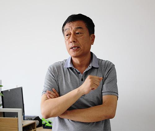 唐山劳动技师学院刘主任一行到创元教育参观交流